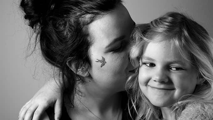 När Liv Ringströms dotter sa att hon var missnöjd med sitt utseende bestämde hon sig för att sluta må dåligt över sin egen kropp. Foto: Privat