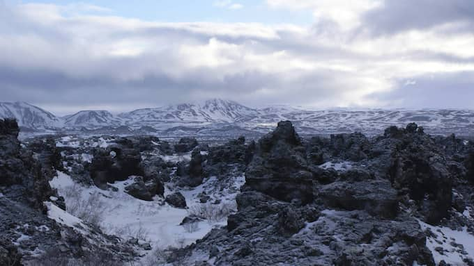 Rundturer på ön erbjuder besök på mytomspunna inspelningsplatser. Foto: Iceland Travels