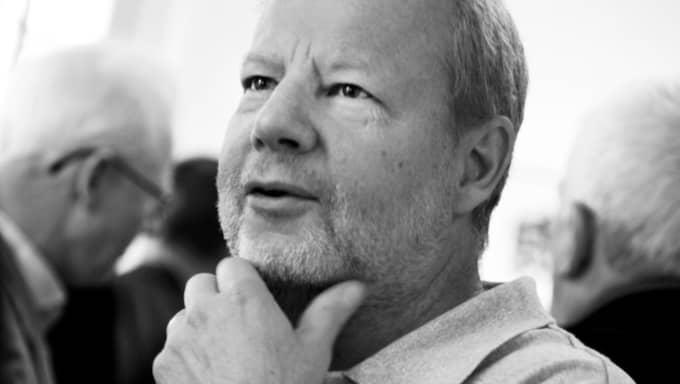 Benny Carlsson. Foto: Charlotte Carlberg Bärg