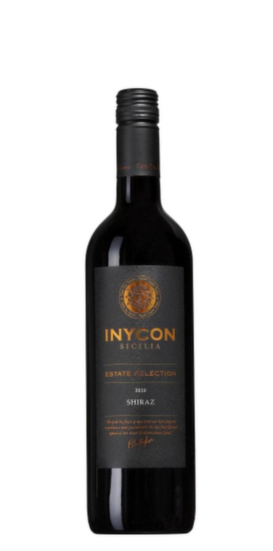 <strong>4 VINER ATT PROVA<br></strong>1. Inycon Shiraz 2012 (12355) Italien, 69 kr