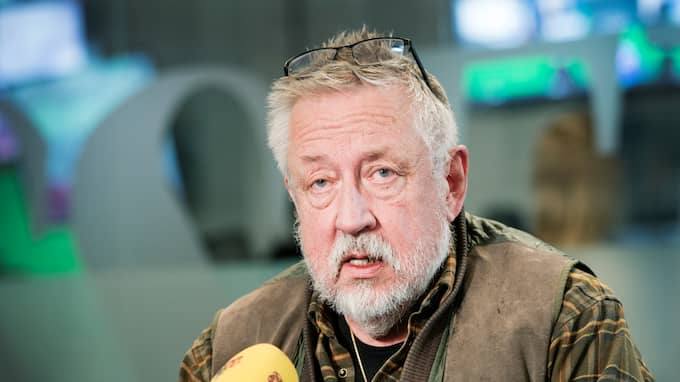Leif GW Persson. Foto: OLLE SPORRONG