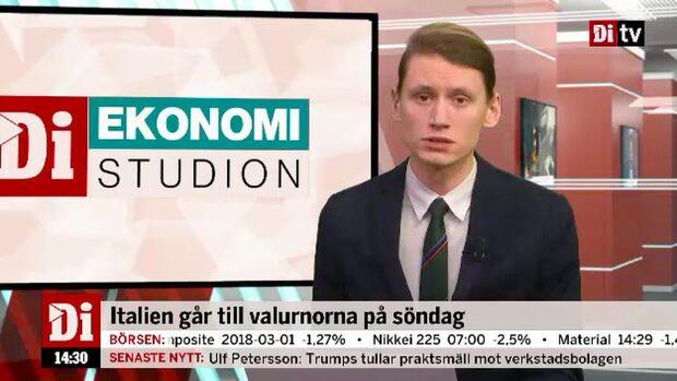 Ekonomistudion – 2 mars 2018