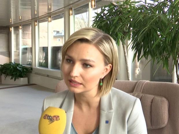 """Ebba Busch Thor: """"Vi ska samtala med SD"""""""
