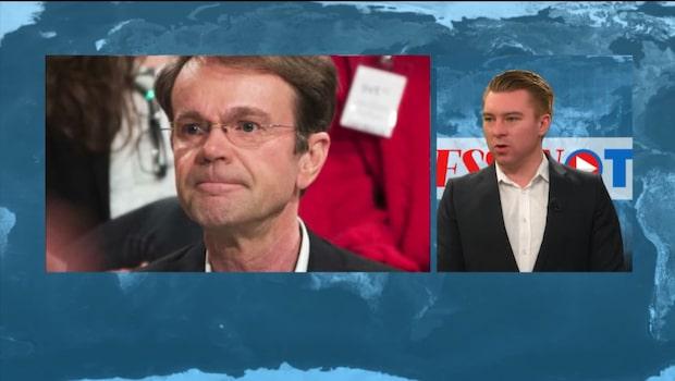 """Hasse Svens kritiserar Norge: """"Är som Nordkorea"""""""
