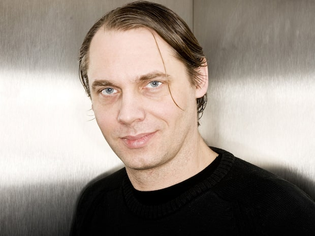 Mattias Andersson ny teaterchef på Dramaten