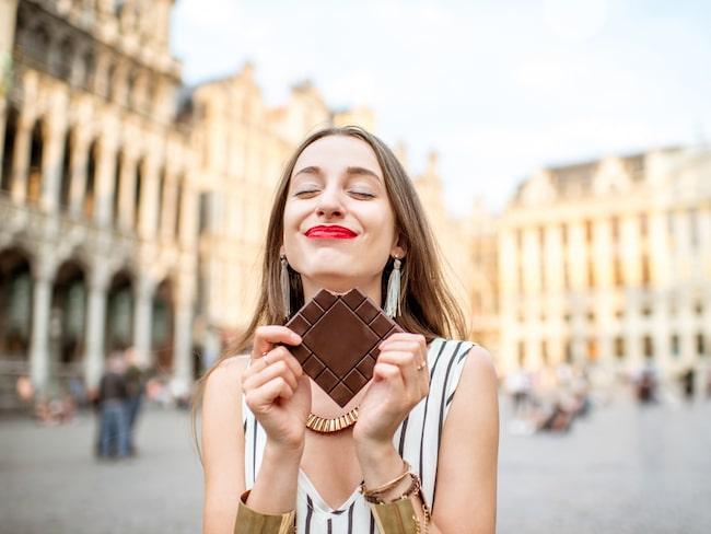 Mörk choklad är bra för minnet och stressen, enligt en ny studie.