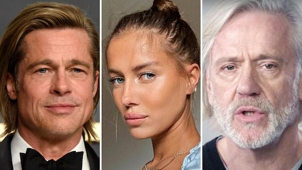 """Brad Pitts nya kärlek är  gift: """"Öppen relation"""""""