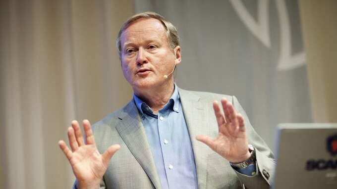"""""""Den fråga man ställer sig är om just Leif Östling, som enligt uppgift betalat 180 miljoner kronor sedan 2010 i skatt, verkligen är den som ska lastas för välfärdens eventuella resursbrister?"""", skriver Hanne Kjöller. Foto: MAGNUS JÖNSSON"""