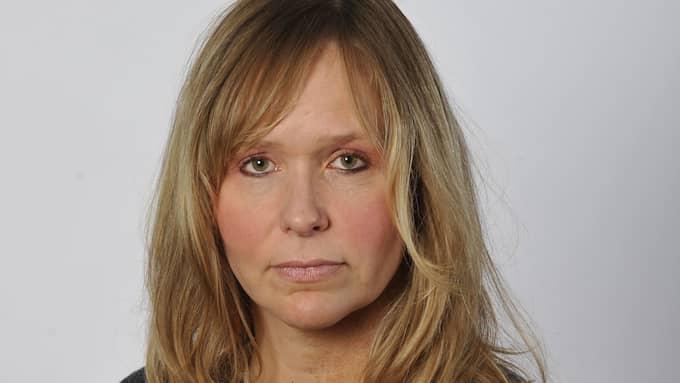 Kvällspostens Maria Rydhagen skriver krönikor varje onsdag. Foto: CHRISTER WAHLGREN