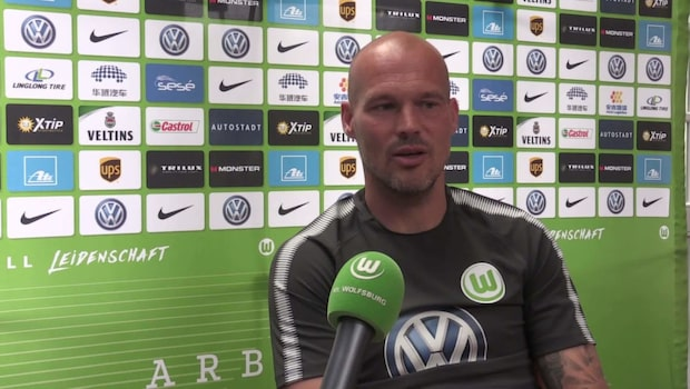 Ljungberg sparkas av Wolfsburg
