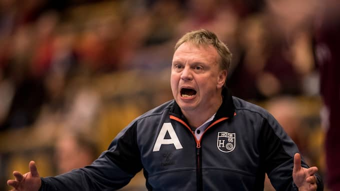 H65:s guldtränare valde Lugi i semifianalen. Foto: PETTER ARVIDSON / BILDBYRÅN