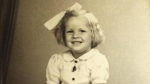 """Hon var en av Hitlers """"superbebisar"""""""
