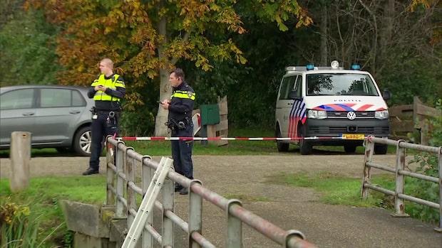 Familj hittade i källare –58-årig man gripen