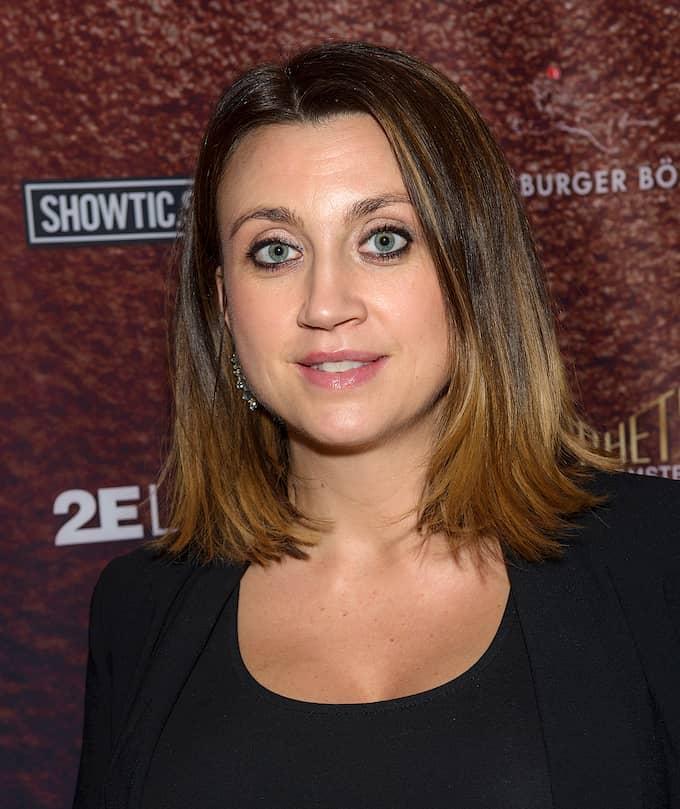 Camilla Läckberg. Foto: /IBL / /IBL