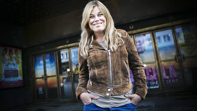 Pernilla Wahlgren. Foto: VERONICA KINDBLAD / EXPRESSEN VERONICA KINDBLAD