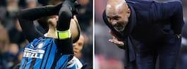 Inter föll tungt - tappar i toppen
