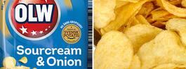 Svenska chips innehåller cancerframkallande ämne