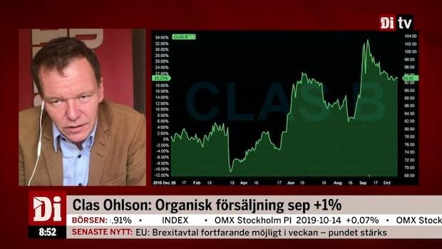 Analytikern: Imponerad av Lotta Lyrå