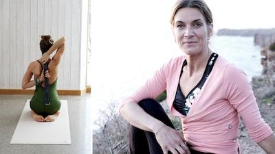 går inte ner i vikt trots träning