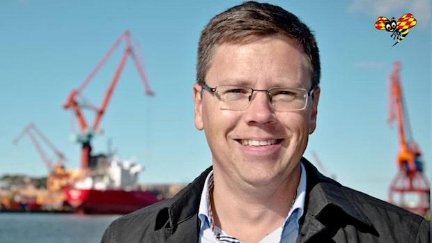 Han tar över Socialdemokraterna i Göteborg