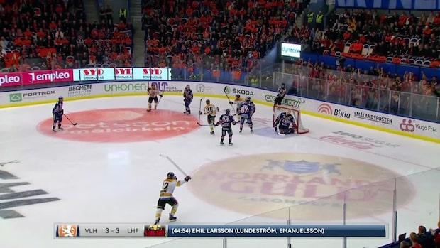 Höjdpunkter: Växjö - Luleå