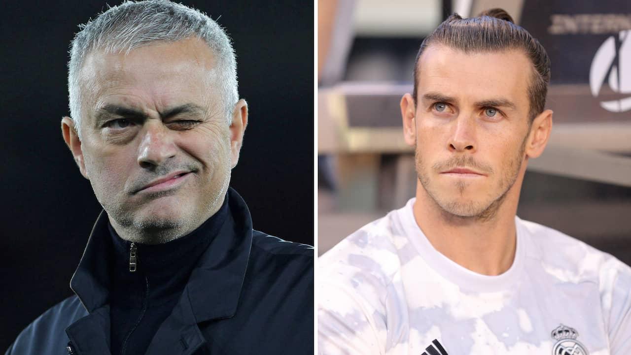 José Mourinho vill värva hem Gareth Bale till Tottenham