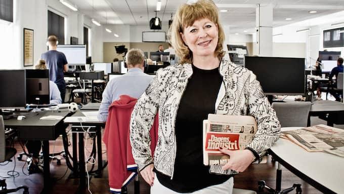 Sölvi Torvik värvas från danska affärstidningen Börsen. Hon blir ny affärs- och produktchef. Foto: Börsen