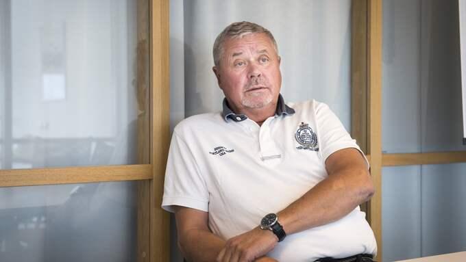Percy Nilsson är förbannad på den negativa bilden av Malmö. Foto: TOMAS LEPRINCE