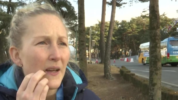 "Kim Martin Hasson: ""Besviken och ledsen"""