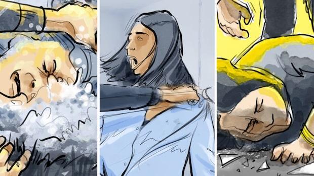 Män får lägre straff för misshandel – kvinnans otrohet en provokation
