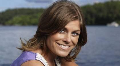 Pernilla Wahlgren kan komma att sjunga i nästa års Melodifestival. Foto: Mikael Sjöberg