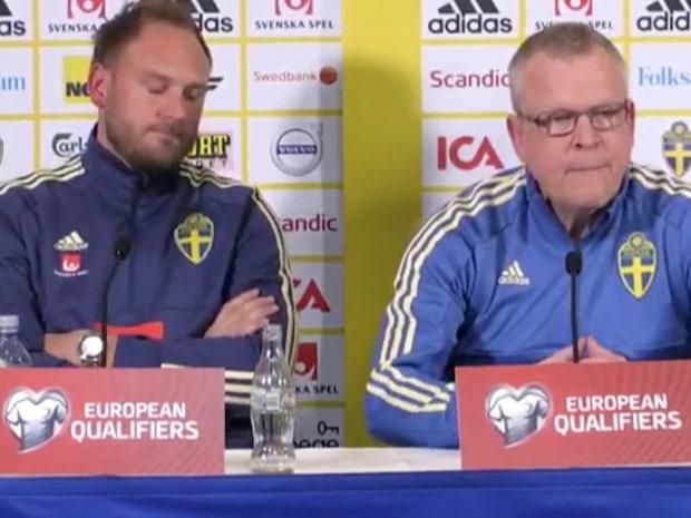 """Janne Andersson: """"Vi kan inte dra det här igen!"""""""