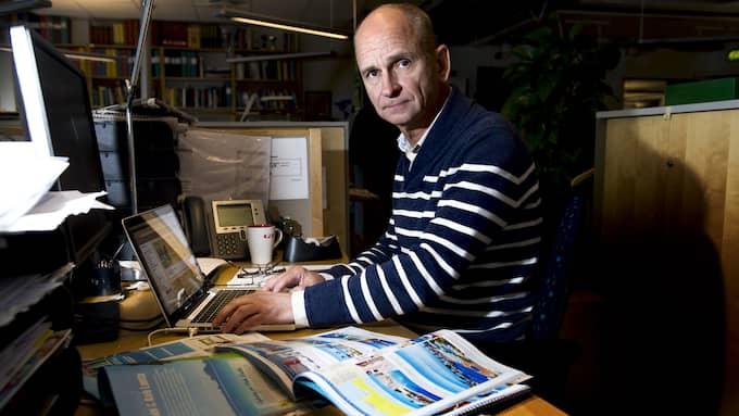 Trots att Lasse Råde själv har varnat för bluffmakare under sin tid som journalist på GT, var han riktigt nära på att gå i fällan. Foto: ROBIN ARON
