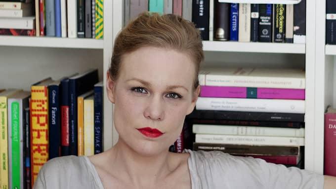 Hanna Nordenhök är författare och kritiker i Expressen. Foto: SARA MORITZ / NORSTEDTS