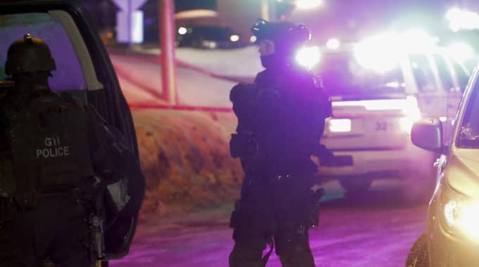 Orsakerna bakom attacken är okända. Foto: Francis Vachon / AP / TT