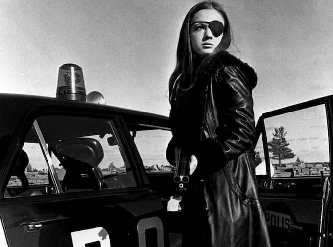 Christina Lindberg i Thriller.