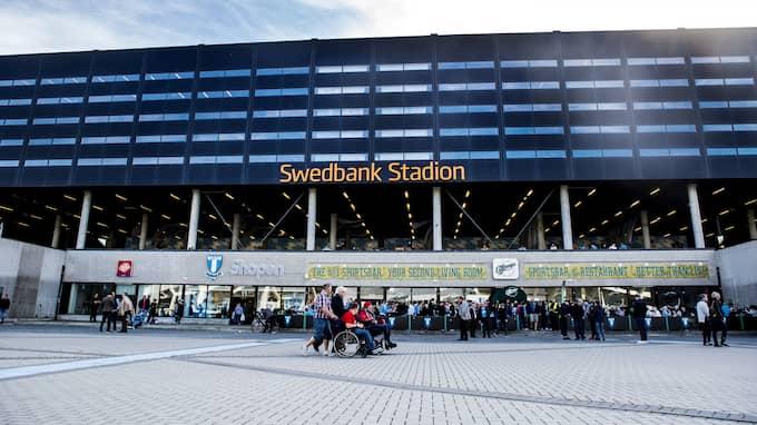 Swedbank stadion ska byta namn. Foto: MATHILDA AHLBERG / BILDBYRÅN