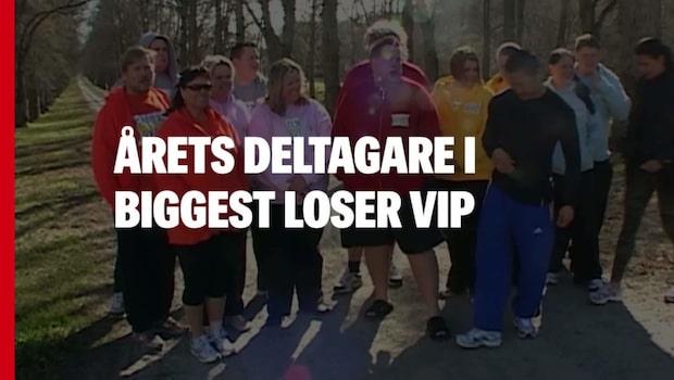 Vilka deltar i Biggest Loser VIP 2018?