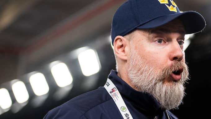 Rikard Grönborg. Foto: PETTER ARVIDSON / BILDBYRÅN