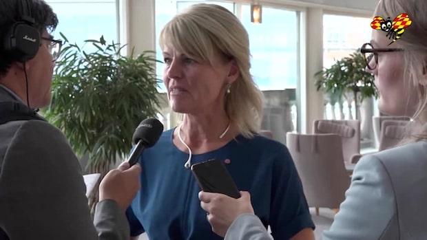 Riksmötets öppnande – två helt nya ministrar