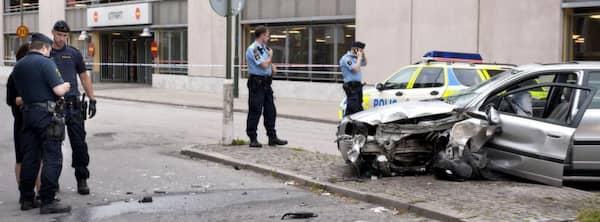 grov mogen kvinna narkotika nära Malmö