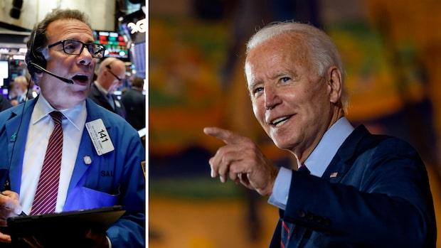 Så tog Biden kontroll över ekonomifrågan