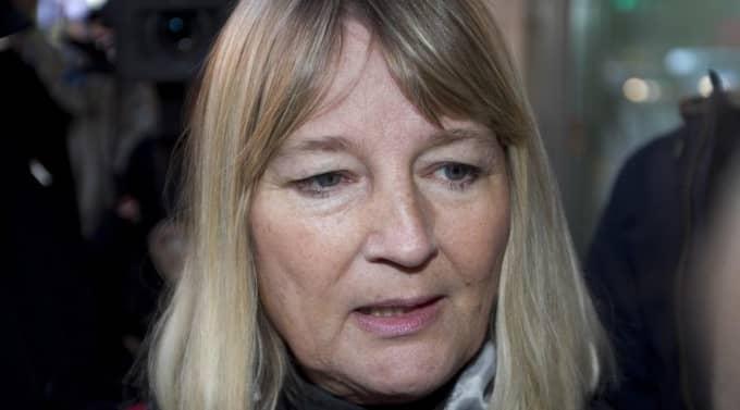 Marita Ulvskog. Foto: Sven Lindwall