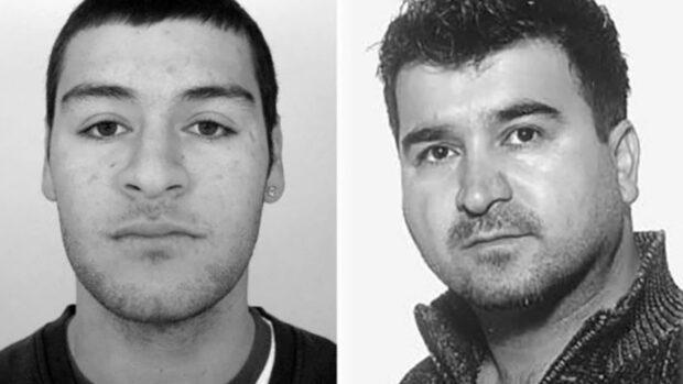 Två män mördades 2010 - brändes ihjäl i baklucka