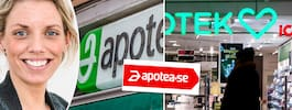 Uppstickarnas hot mot apoteksjättarna