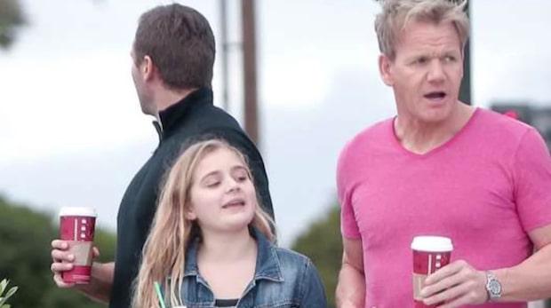 """Ramsays dotter avslöjar: """"Helt annorlunda"""""""