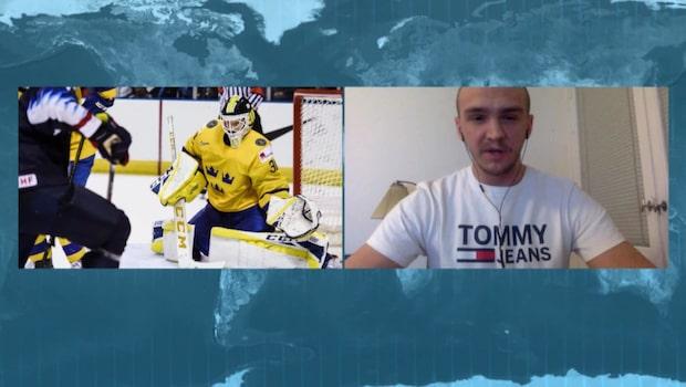 Svensk seger efter jätterysare mot USA i JVM
