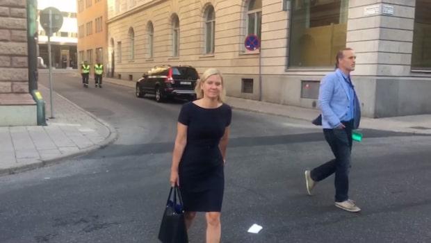 """Magdalena Andersson: """"Kan äntligen avskaffa skatteklyftan mellan pensionärer och löntagare"""""""