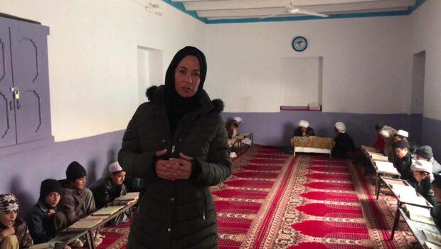 Koranskolan i Kandahar