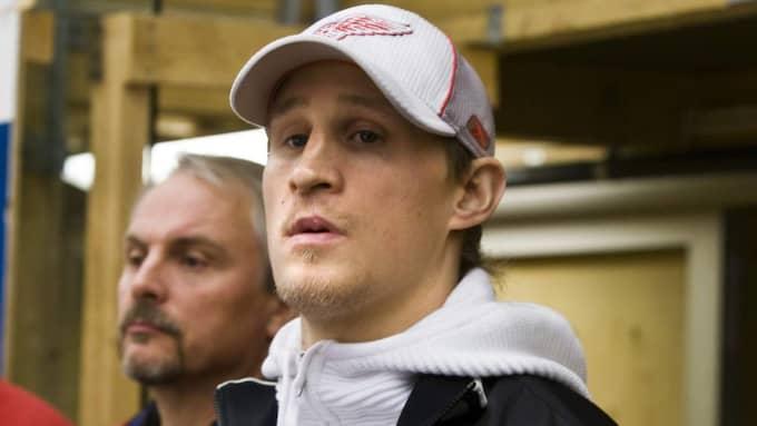 """KLARSPRÅK. I sin nya bok skriver Jonathan """"Jonte"""" Hedström bland annat om sin tid i ryska KHL. Foto: Michael Berggren"""